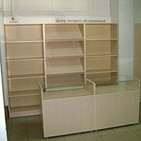 Прилавки и шкафы